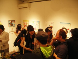 BLUEROSES KAWAII EXHIBITION PARTY01
