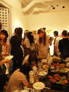 BLUEROSES KAWAII EXHIBITION PARTY02