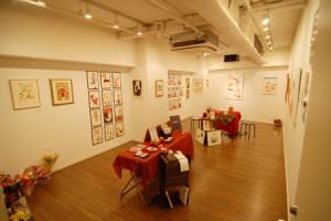 2010 sioux個展 会場風景02