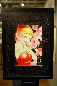 sioux個展「恋の鼓動は夏の夜の星になるの」Lolipop☆Lolipop