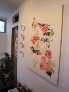 sioux2013個展 The dropping Spangles and Stardusts Ratchet