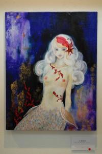 夜想曲 sioux 美人画 2011